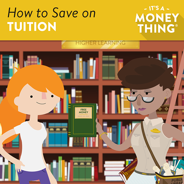 image for How to Save on Tuition blog post