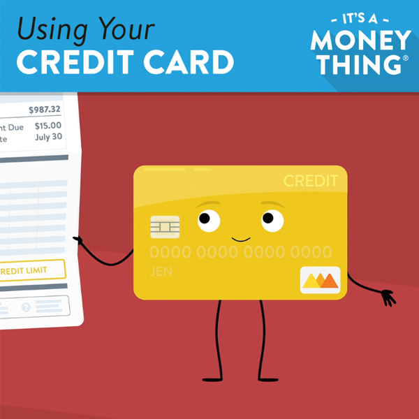 image for Using your credit card blog post