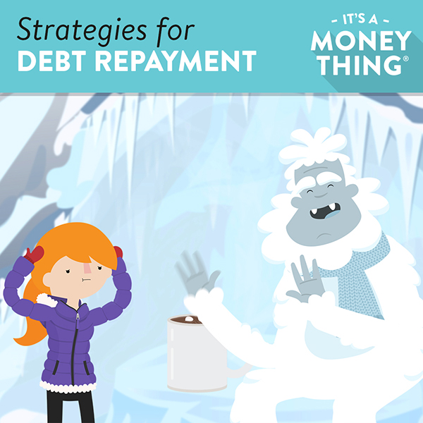 image for Strategies for Debt Repayment blog post