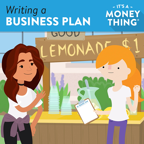 image for Writing a business plan blog post