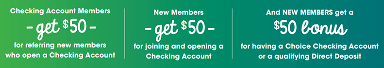 Member Referral offers
