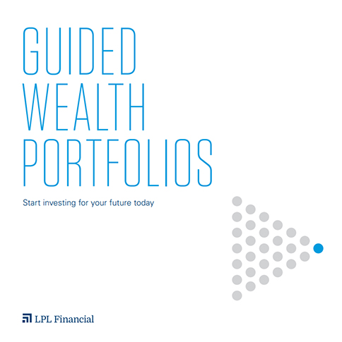 Guided Wealth Portfolios brochure cover